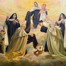 All Carmelite Saints